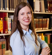 Olga Popova, Ph.D.